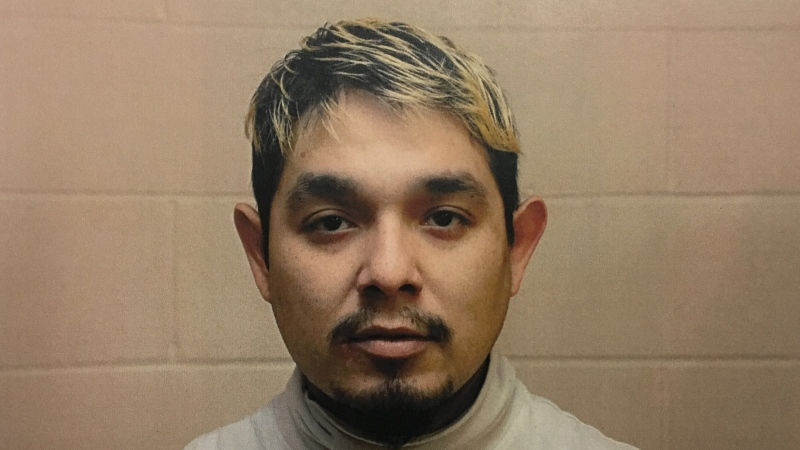 Joey Crier is seen in this police handout photo provided as evidence by the Court of Queen's Bench of Alberta. (Court of Queen's Bench of Alberta)