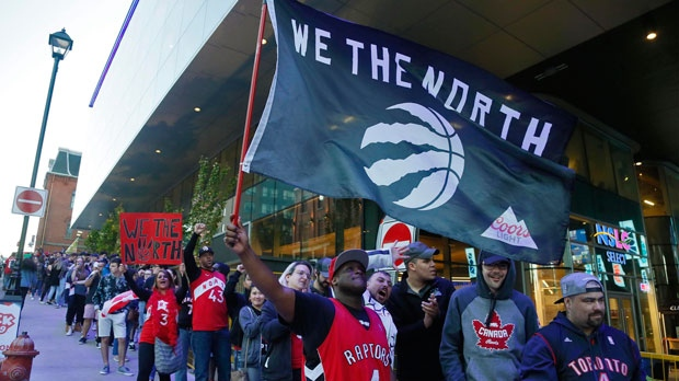 Live updates from Scotiabank Arena, fan areas during Game 5