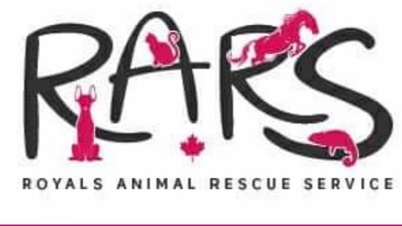 Royals Animal Rescue Service logo. (Courtesy Royals Animal Rescue Service / Facebook)