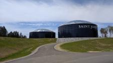 Saint John water treatment facility