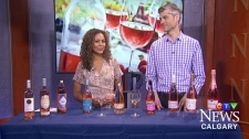 We're marking patio season with some Summer Rosé. Sommelier Mike Roberts joins us