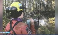 MNRF Firefighter