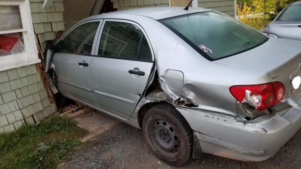 Montague crash