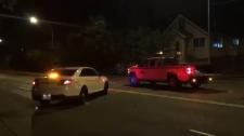 Emergency Vehicles Nanaimo