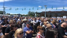 pipeline rally