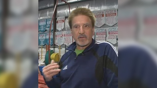 Marcel Dubroy, pictured, was an employee at Queen City Gymnastics Club until his dismissal in 2014. (File).