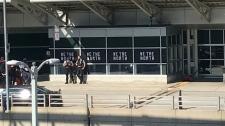 Pearson Airport, NBA Finals