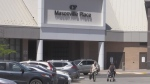Plan to build in Masonville Place parking areas