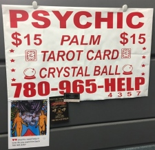 Psychic ad
