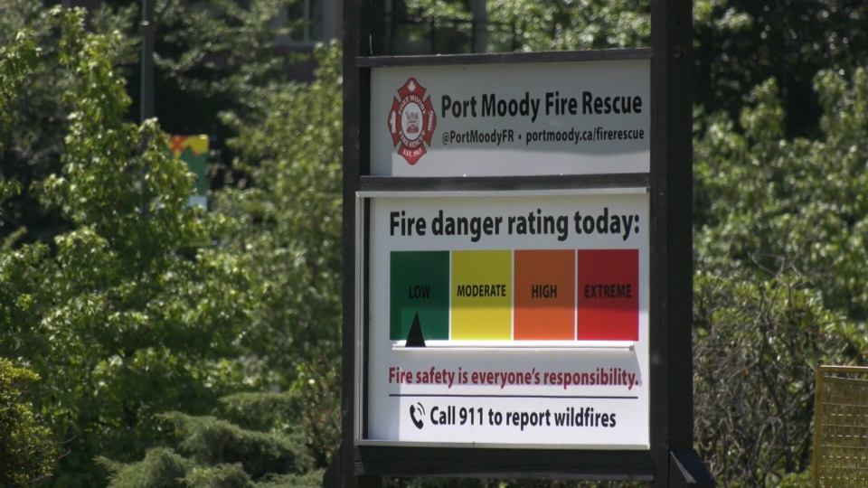 Port Moody mayor looks for climate help