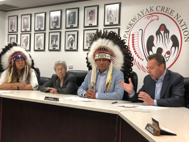 Opaskwayak Cree Nation