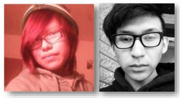 Missing teens