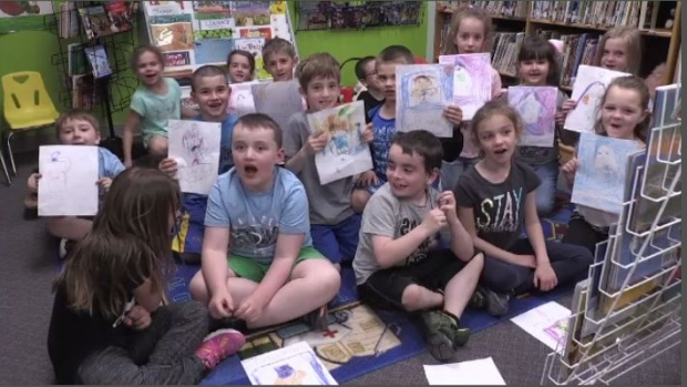 N.B. school wins $30k grant to buy new books and furniture for library