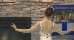 Ballerina performs at St. Boniface Hospital