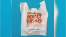 The East West Market in Vancouver has started adorning its plastic bags with names of fake, embarrassing businesses in an effort to steer customers toward reusable options.