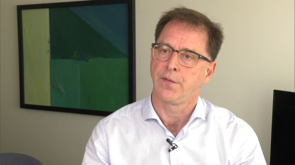 B.C. Health Minister Adrian Dix speaks to CTV News Vancouver on June 12, 2019.