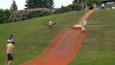 Turtle Hill, ski jump, Glendale,