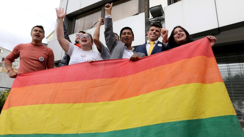 ecuador gay rights