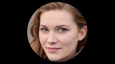 'Katie Jones' profile pic on LinkedIn