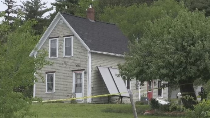 Police are investigating two home invasions in Lunenburg County, N.S.