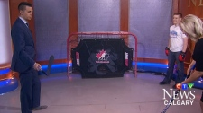Spend Canada Day in one of the most Canadian ways. We'll find out about a 4 on 4 ball hockey tournament on Canada