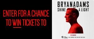 Bryan Adams Concert Rotator