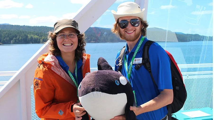 Coastal naturalists return to BC Ferries routes