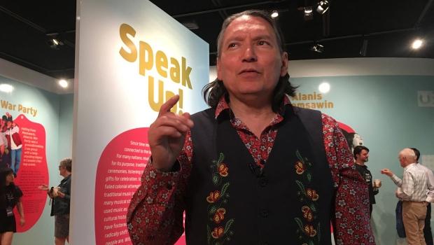 calgary indigenous studio bell national music cent