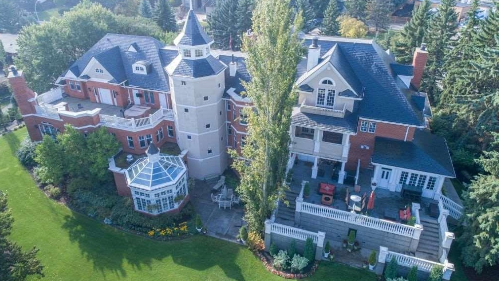 In pictures: The most expensive real estate listings in Edmonton