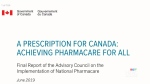 Maritimers looking forward to pharmacare