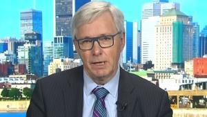Former Canadian ambassador to China Guy Saint-Jacq