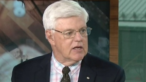 Former foreign affairs minister John Manley
