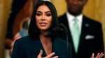Kim Kardashian on criminal justice reform