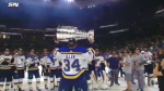 The Elm City's Jake Allen is a member of the Stanley Cup champion St. Louis Blues.