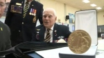 Among his many accomplishments, Herb Peppard was awarded the Congressional Gold Medal by the United States government.