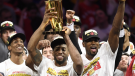 Toronto Raptors win first-ever NBA Championship