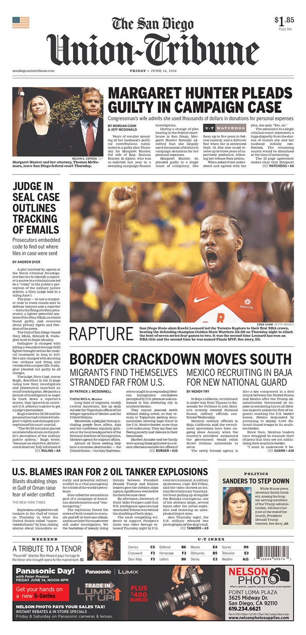 Union-Tribune