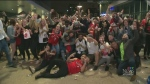 Maritimers go wild as Raptors win championship