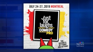 Just for Laughs hosts a comedy conference