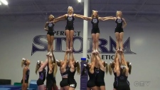 Perfect Storm Cheerleading