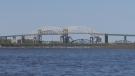 A look at the International Bridge that connects Sault Ste. Marie in Ontario to Michigan. Nicole Di Donato reports.