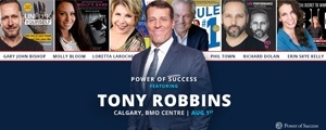 Power of Success Tony Robbins Carousel