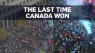 1993-2019: Canadians celebrating championship wins