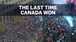 1993-2019: Canadians celebrating championship wins