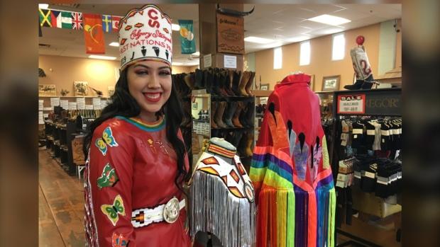 First Nations Princess, Stampede, Astokomii, Smith