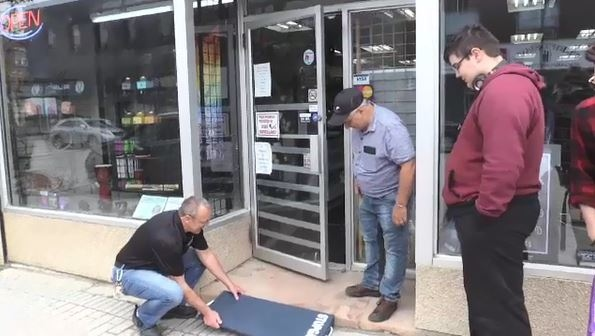Eliminating accessibility barriers in Timmins