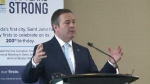 Jason Kenney says Alberta needs nation-wide support for new pipelines.