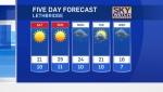 CTV Lethbridge Weather at 5 for Jun 14/19