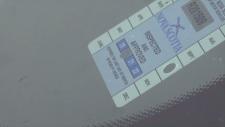 MVI sticker