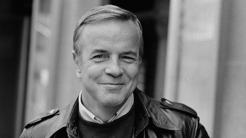FILE - Franco Zeffirelli, seen in New York, in this Oct. 31, 1974 file photo. (AP Photo/Jerry Mosey, File)